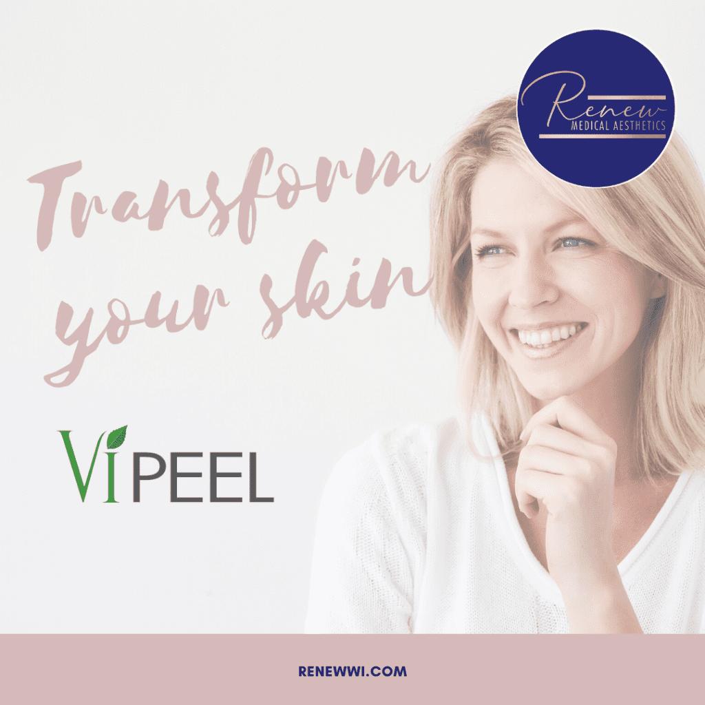 VI peel transform